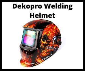 Dekopro Welding Helmet Review