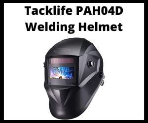 Tacklife PAH04D Welding Helmet Review